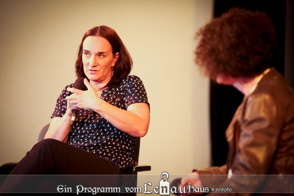 Ein Literarischer Abend mit Terézia Mora in Ungarn post's picture