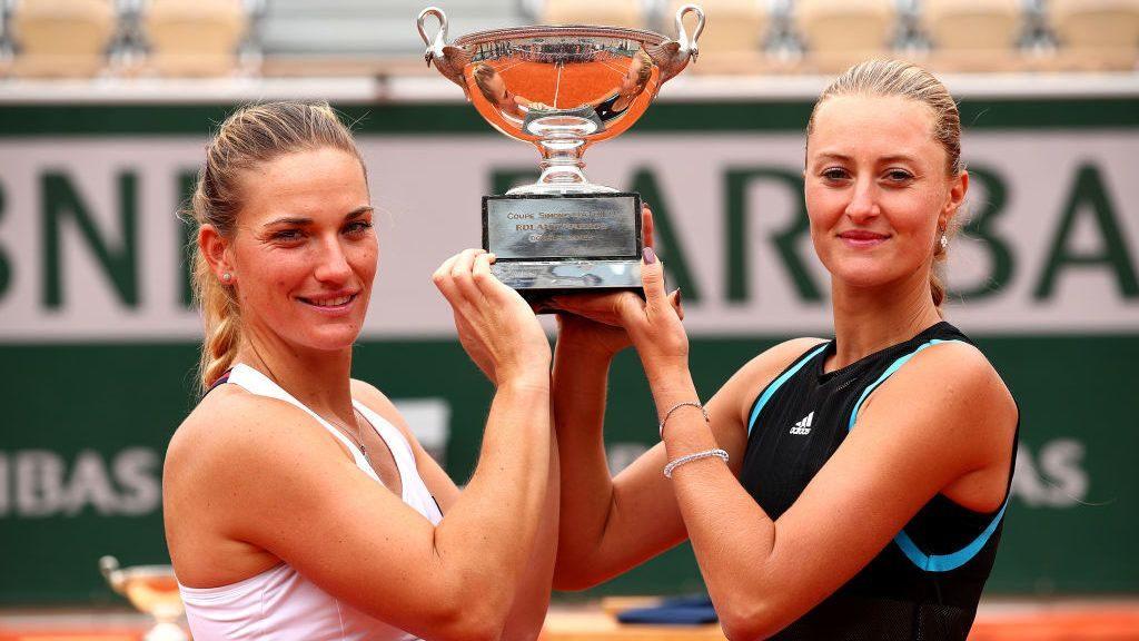 Roland Garros: Tímea Babos holt Doppeltitel!