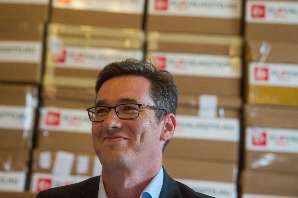 Karácsony gewinnt Oppositionsvorwahl zum Budapester Bürgermeister post's picture
