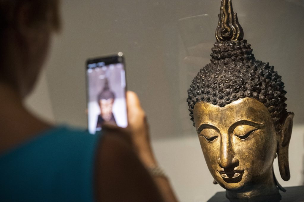 Museum über asiatische Kunst in Budapest eröffnet