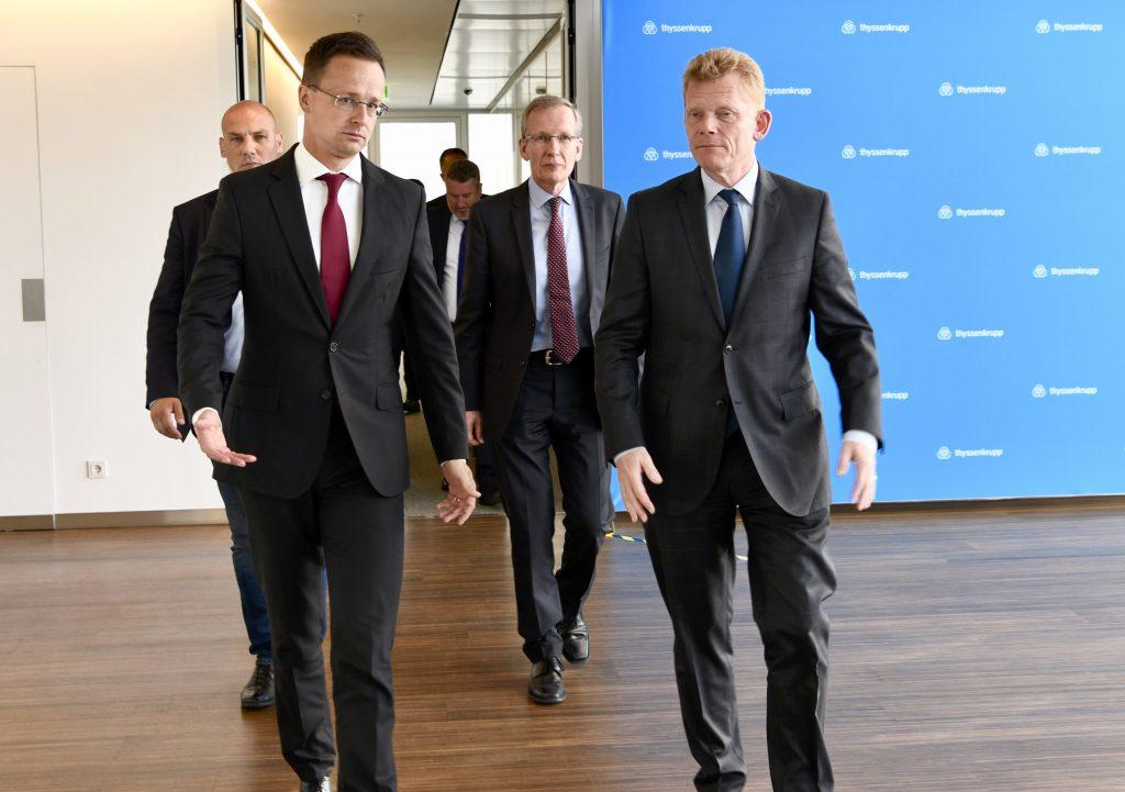 Deutsche Unternehmen schaffen über 300.000 Arbeitsplätze in Ungarn