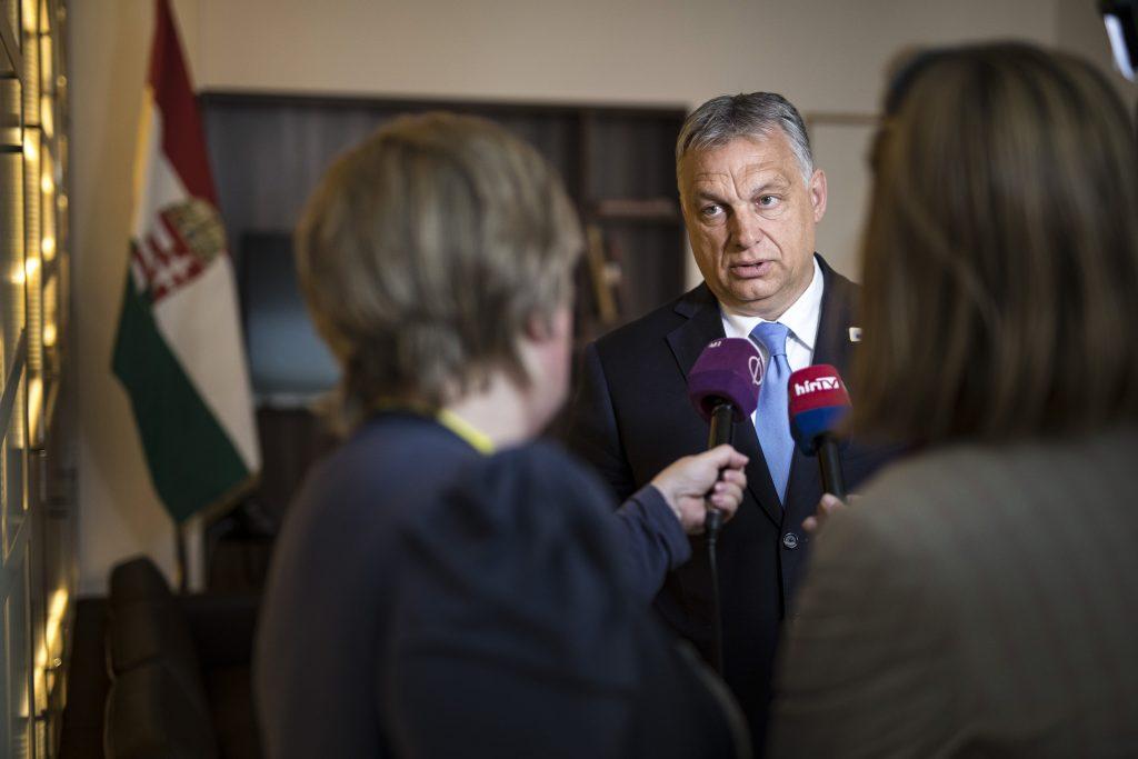 Orbán: Weber und Timmermans scheiterten post's picture