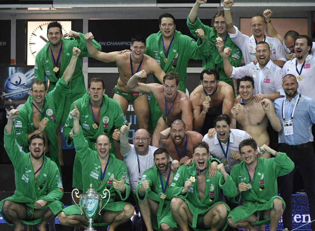 Historischer Sieg: Ferencváros gewinnt Wasserball-Champions-League! post's picture