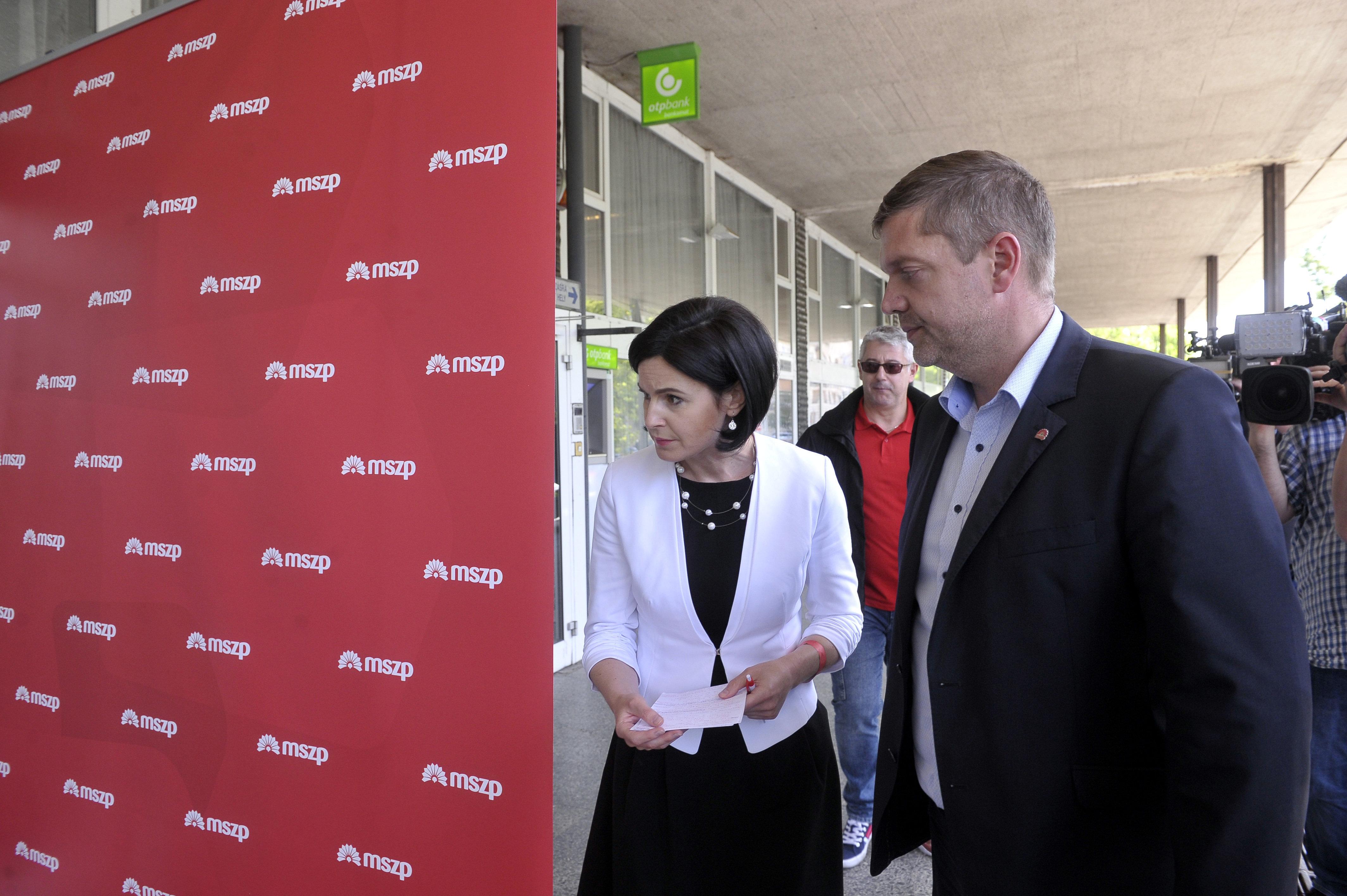 EP-Wahl – Ujhelyi erhält MSZP-Párbeszéd Mandat post's picture