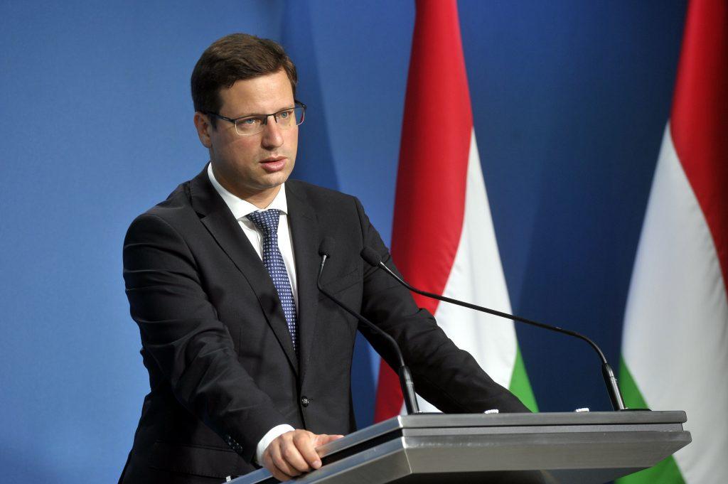 Minister Gulyás: Die EVP braucht die Hilfe des Fidesz, nicht umgekehrt post's picture