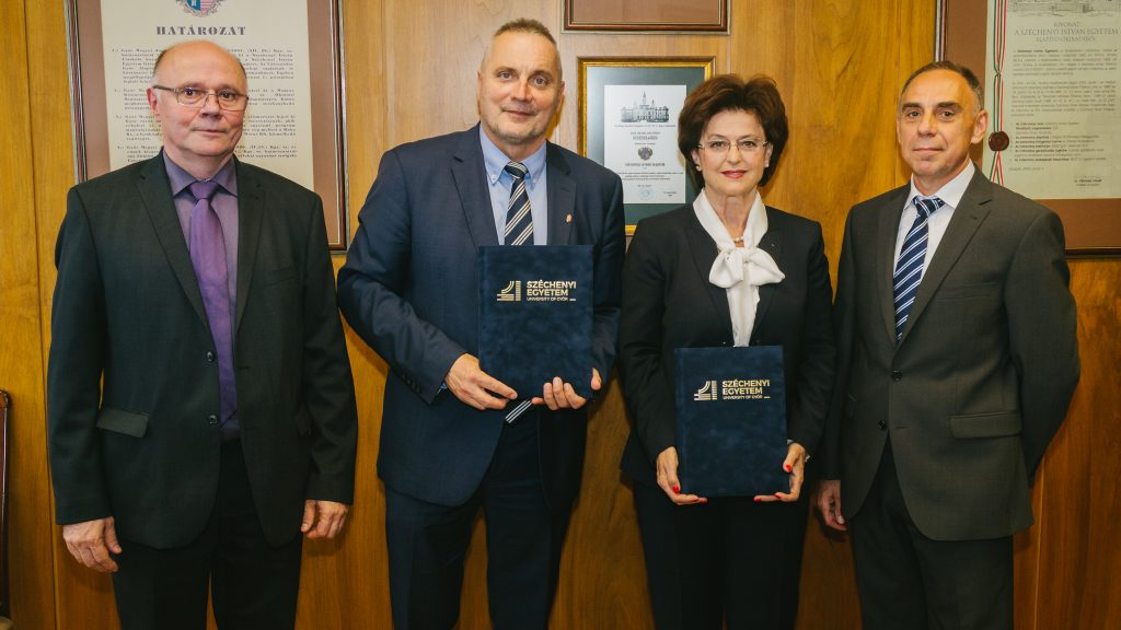 Audi Hungaria gründet neuen Lehrstuhl in Győr post's picture