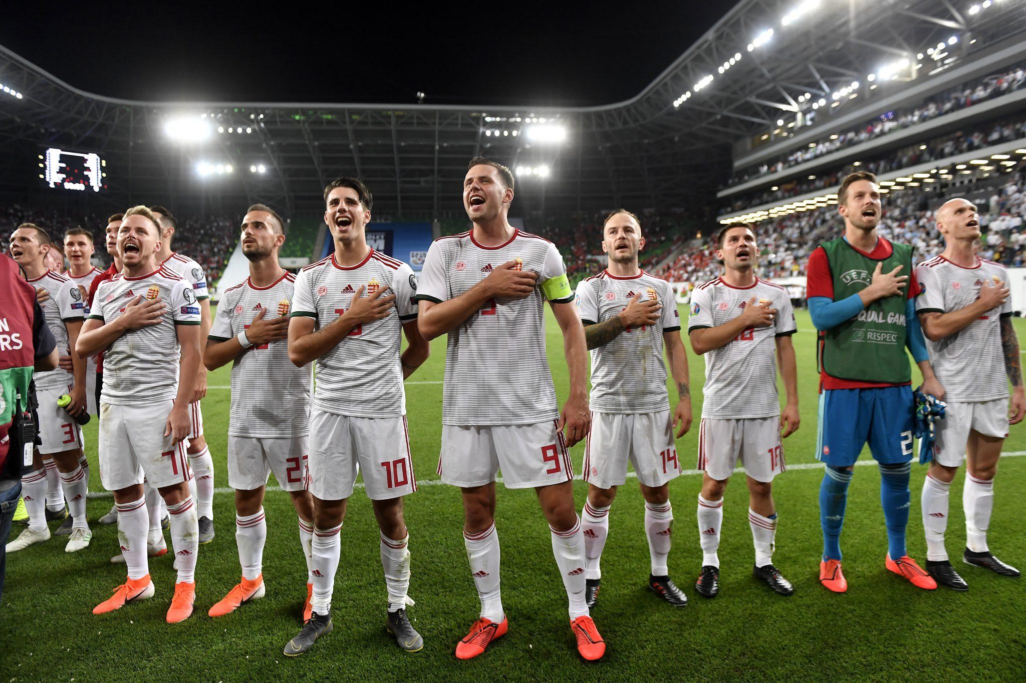 EM-Quali: Ungarn schlägt Wales und übernimmt Tabellenführung in der Gruppe E post's picture