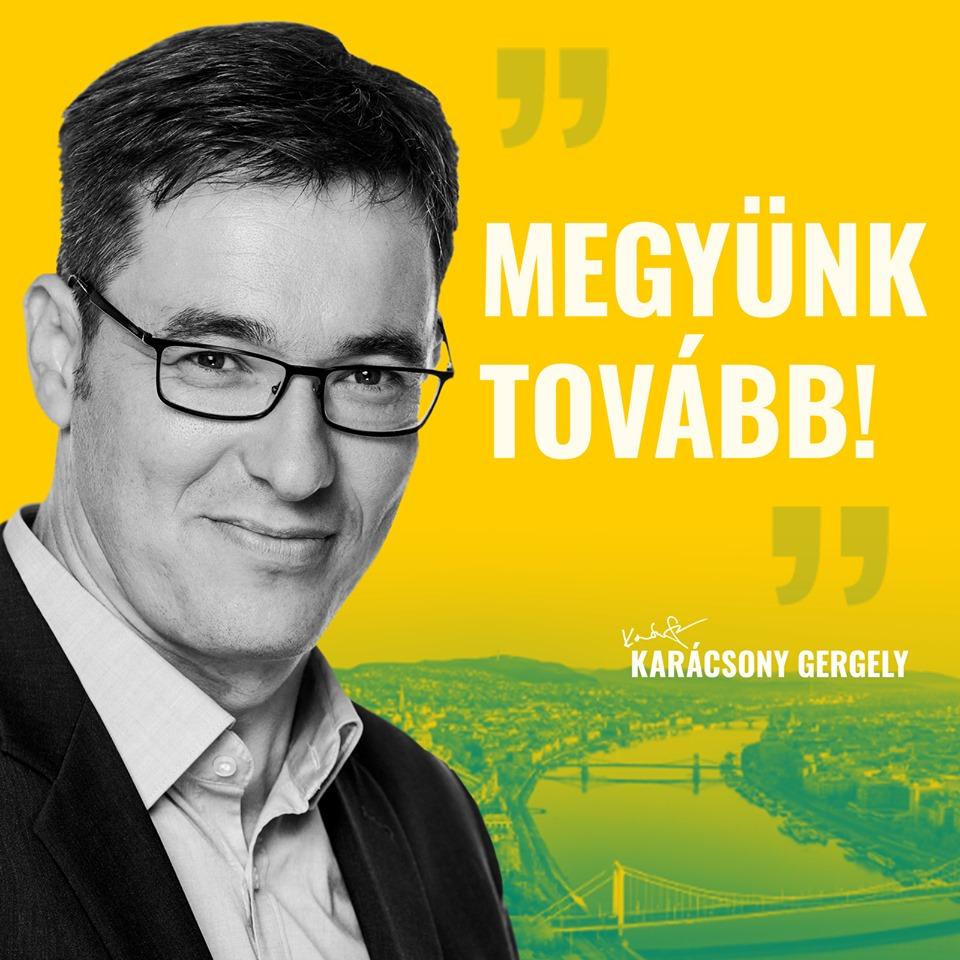 Presseschau: Karácsony gewinnt Oberbürgermeistervorwahl der Opposition post's picture