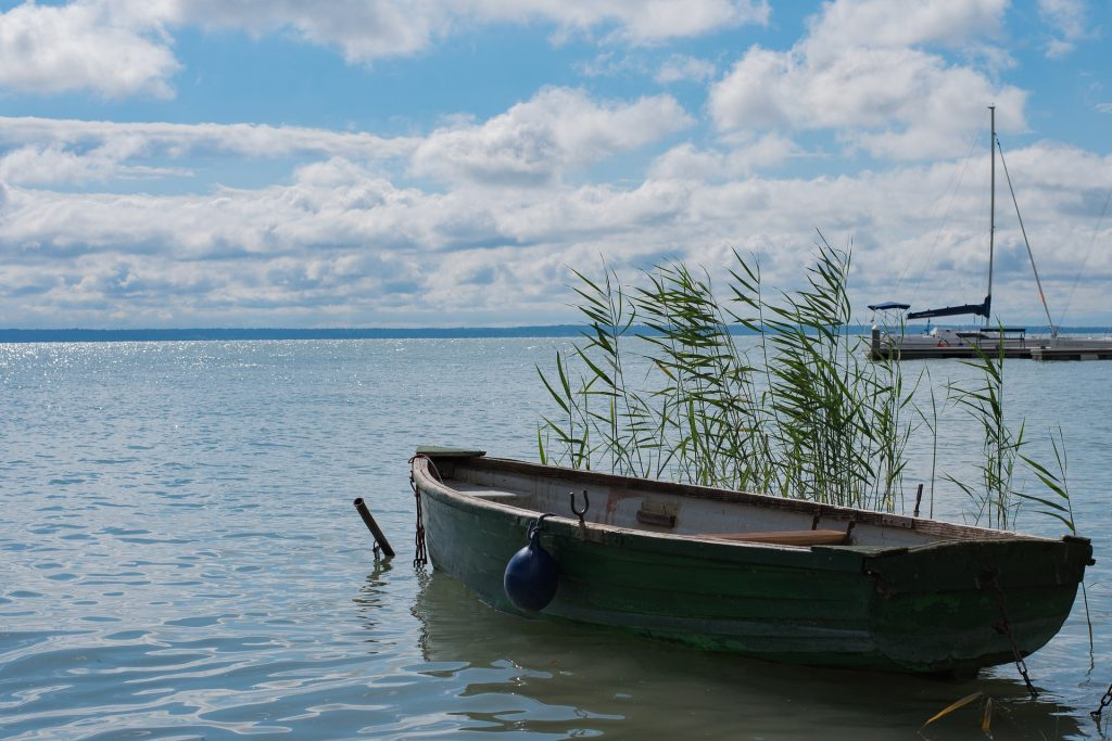 Balaton: Wein, Harley und Joga post's picture