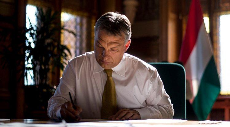 """Orbán schickt Brief an das """"Bewertungskomitee"""" der EVP post's picture"""