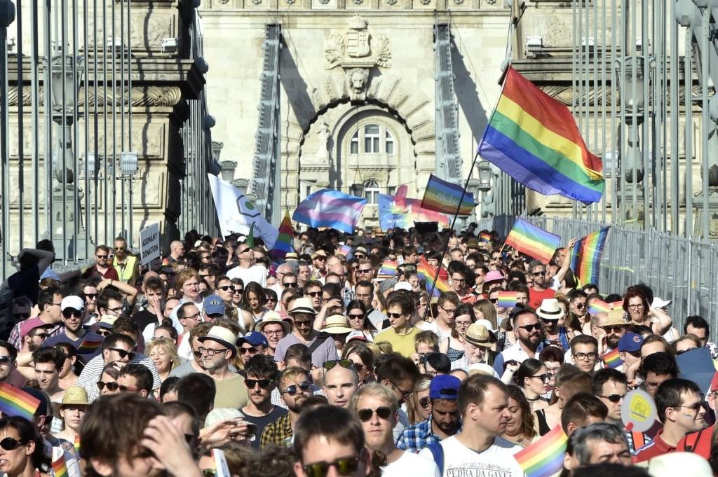"""Mi Hazánk fordert das Verbot von """"Pride"""" post's picture"""