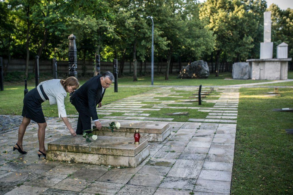Orbán würdigt den 1956 ermordeten Premierminister post's picture