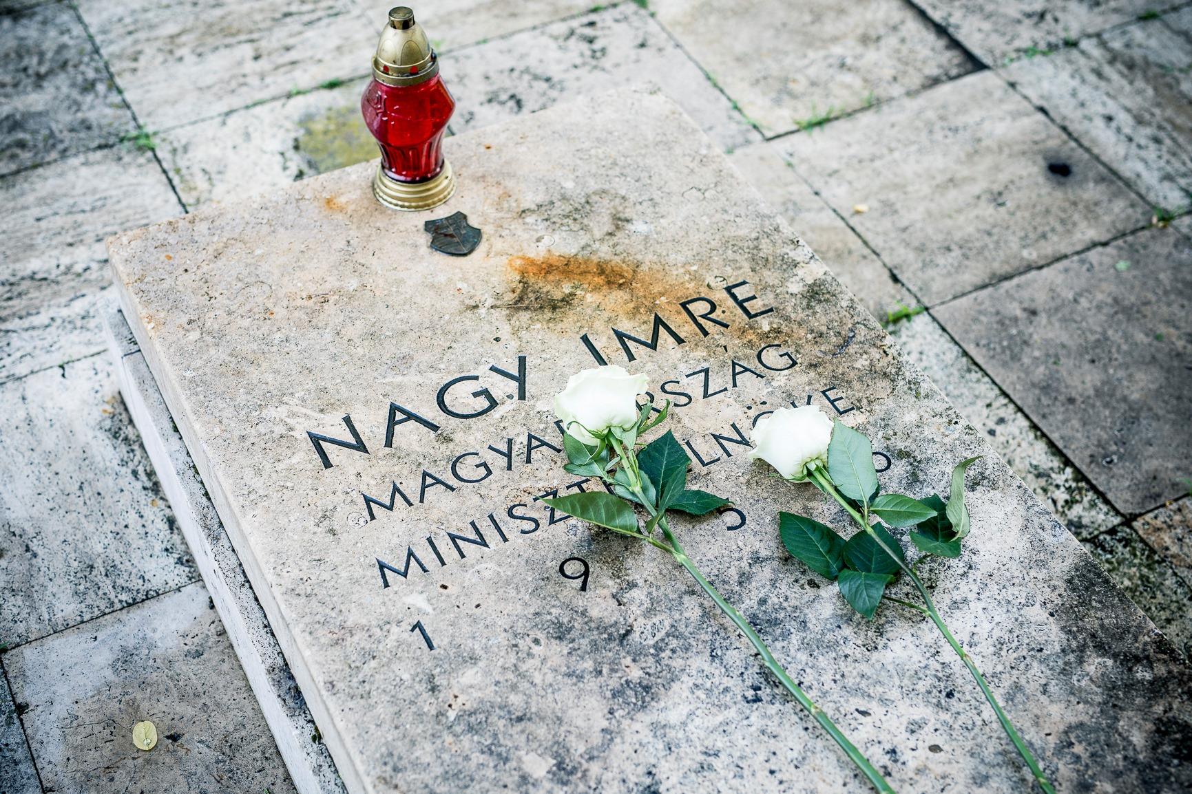 Presseschau: 30. Jahrestag der Wiederbestattung von Imre Nagy post's picture