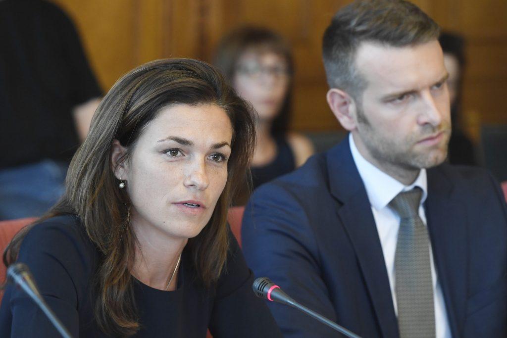 Justizministerin: Rechtsstaatlichkeitsmechanismus ist ein juristischer Unsinn
