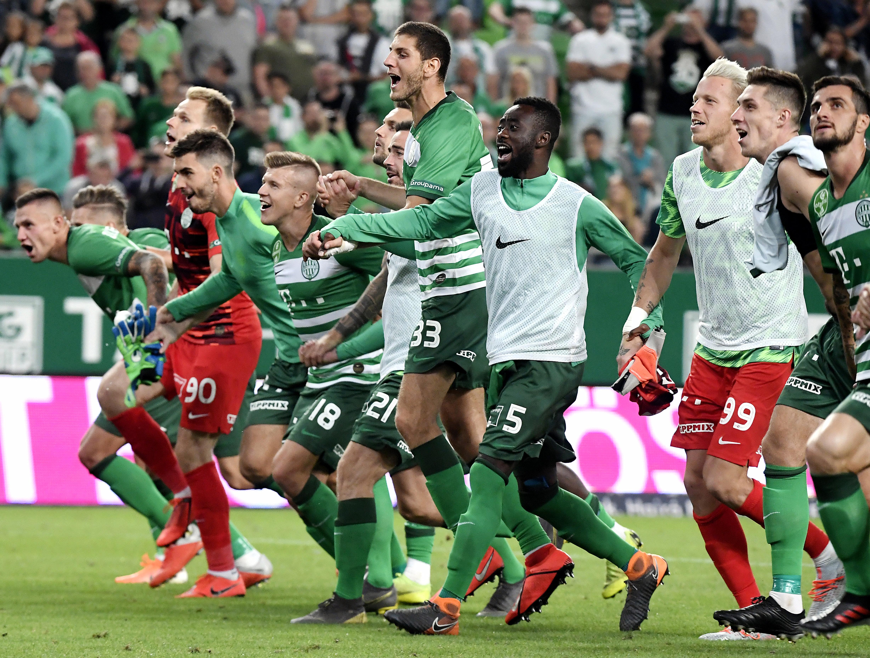 Ferencváros rückt mit Doppelsieg in die Champions League-Qualifikation vor post's picture