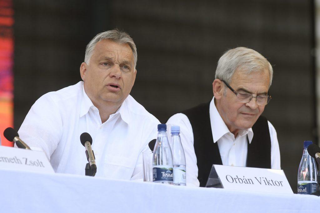 """Orbán: Ungarn sagt """"Ja"""" zur Demokratie, """"Nein"""" zum Liberalismus post's picture"""