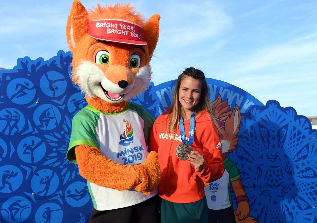 Ungarn gewinnt 4 Goldmedaillen bei europäischen Spielen