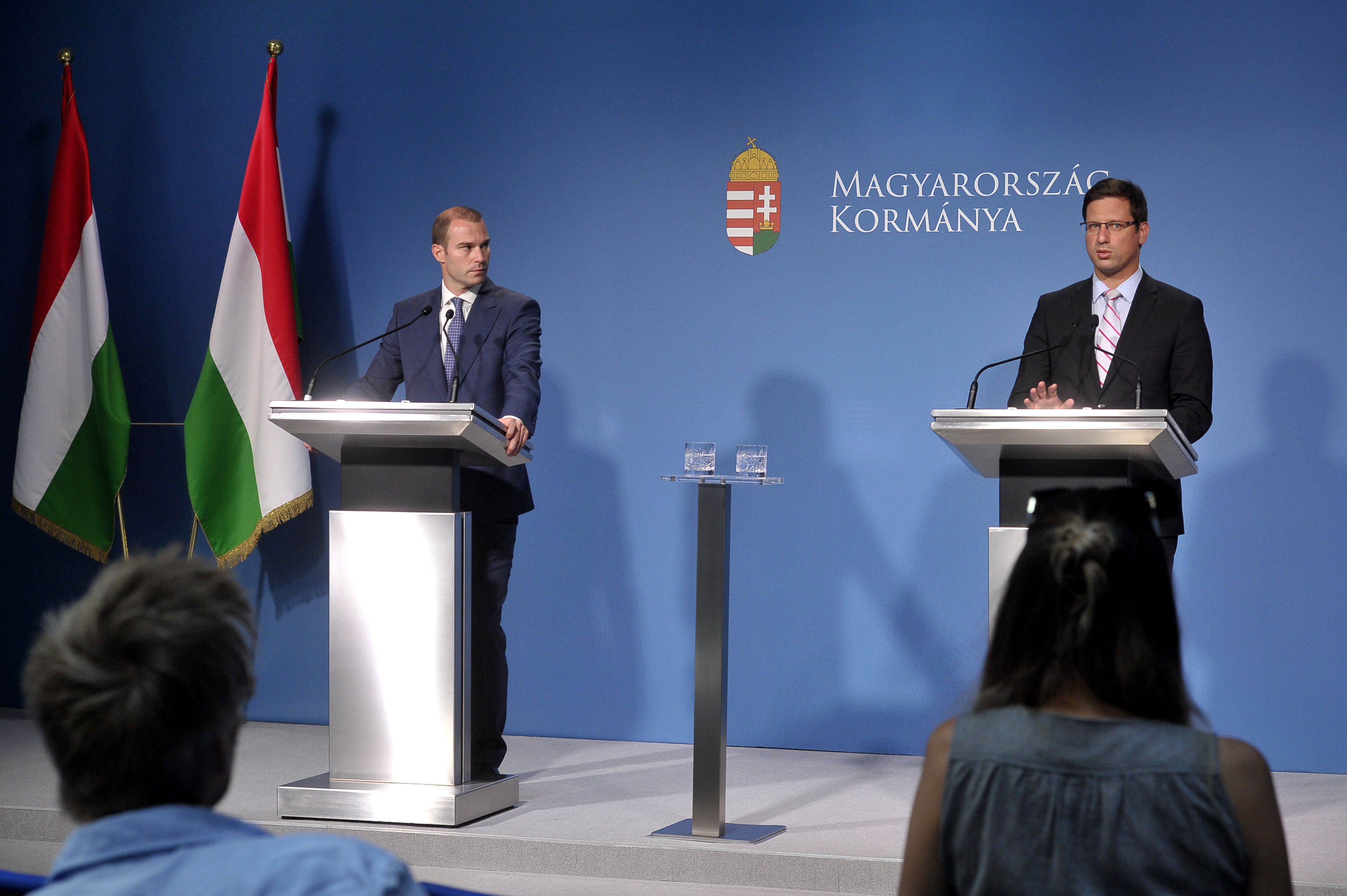 Minister Gulyás: Umstrukturierung der MTA verstoßt gegen EU-Gesetze nicht post's picture