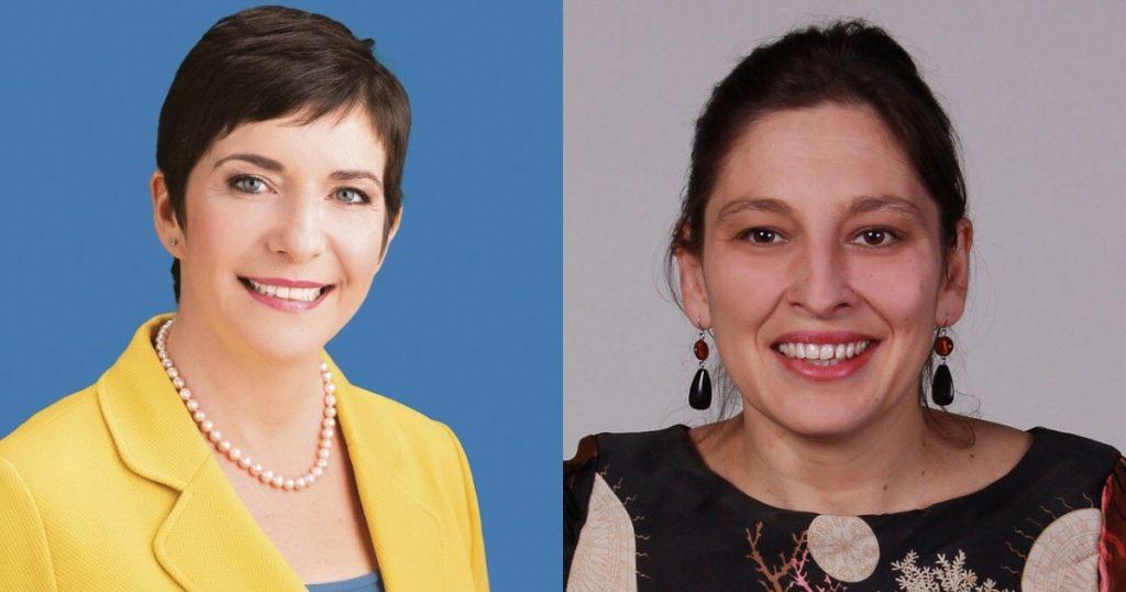 Járóka von Fidesz, Dobrev von DK, zum Vizepräsidenten des EP gewählt