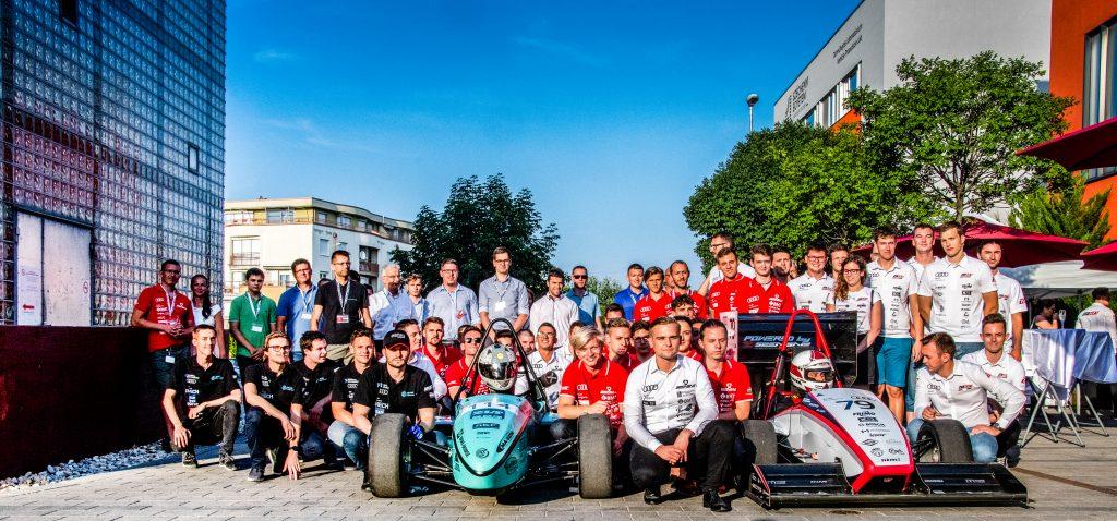 Formula Student East – Ingenieure der Zukunft starten mit Unterstützung der Audi