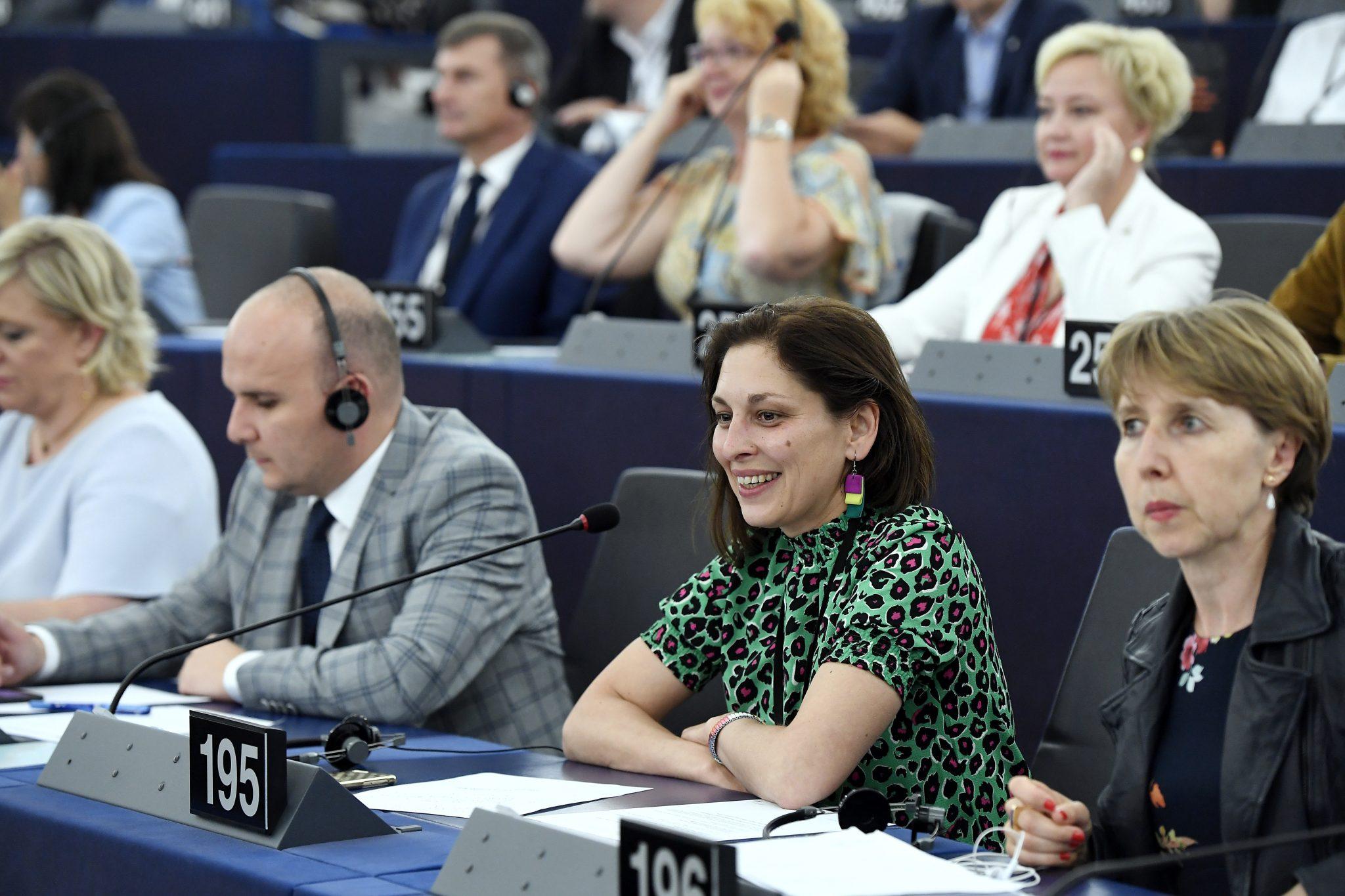 EP-Büro teilt den ungarischen Vizepräsidenten Zuständigkeitsbereiche zu post's picture