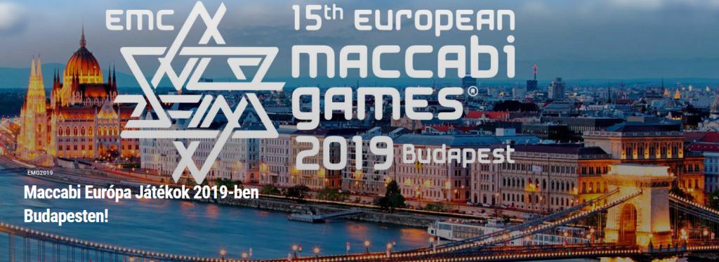 Makkabiade in Ungarn heute eröffnet