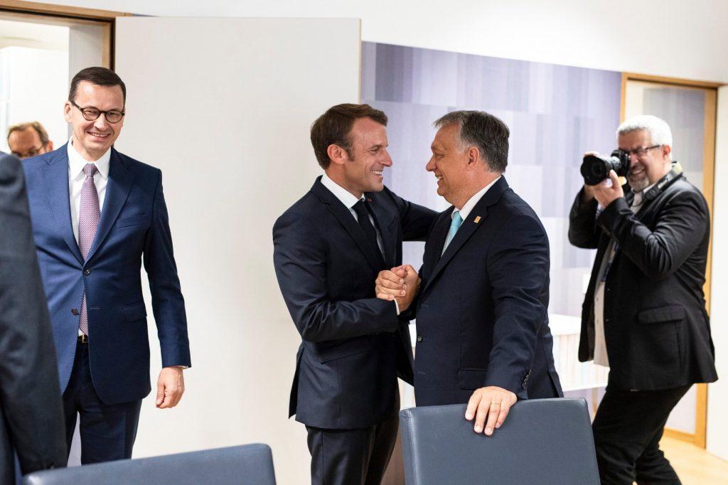 Orbán: Ein Wandel ist in Europa im Gange post's picture