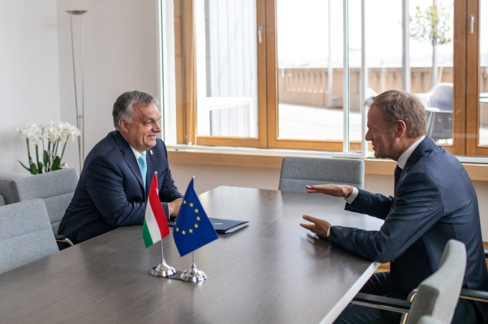 "Orbán: ""Timmermanns ist Georg Soros' Mann"" post's picture"
