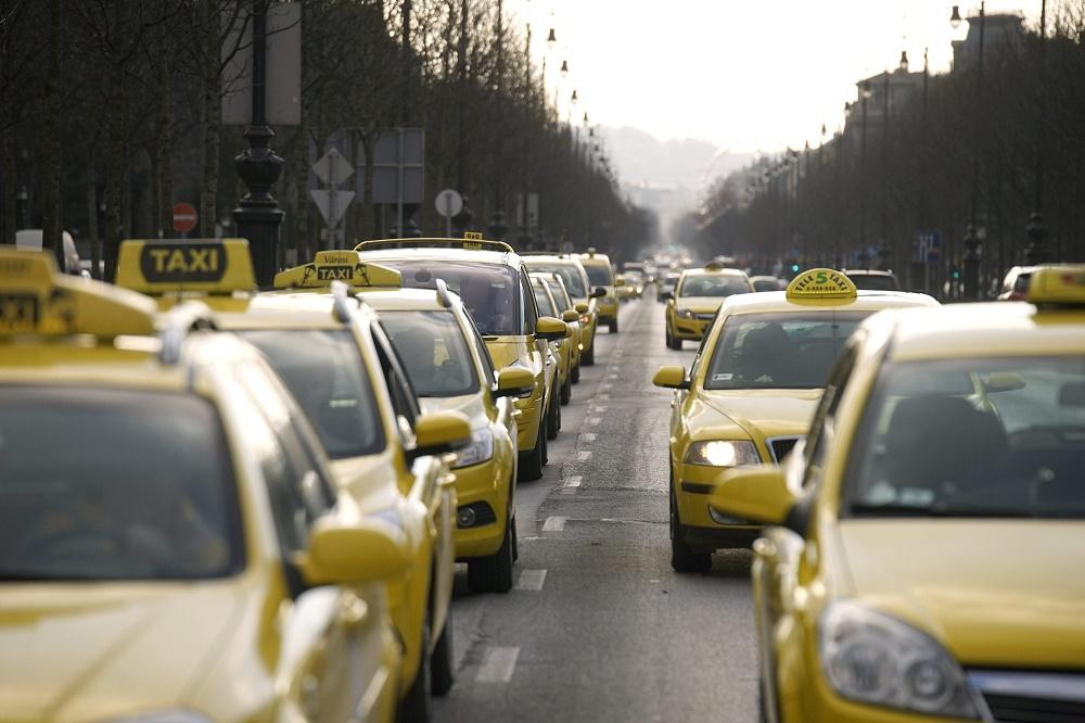 Budapest: Kontrolle der Taxifahrer verschärft
