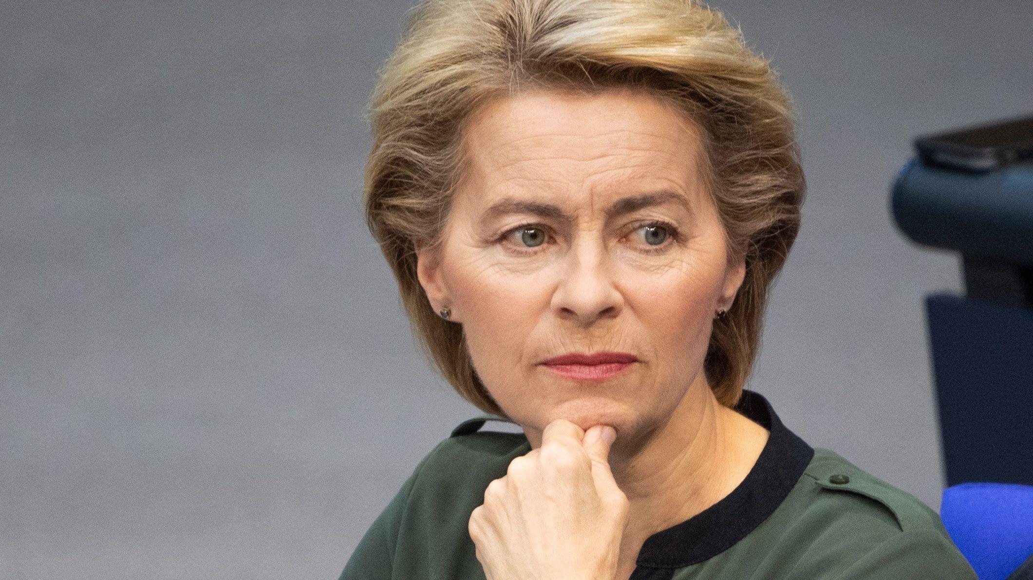 """Ursula von der Leyen: """"Sieg von Viktor Orbán und den Osteuropäern?"""" post's picture"""