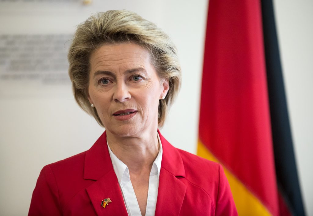 """Presseschau von budapost: Von der Leyens Kandidatur gilt als """"Sieg"""""""