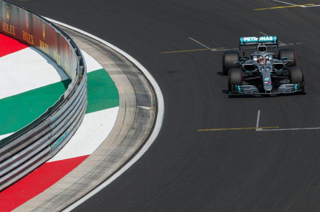Formel-1 in Mogyoród: Negativer Test reicht aus post's picture