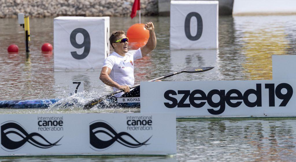 Szeged ist der Gastgeber der Kajak-Kanu Olympia-Qualifikation 2021