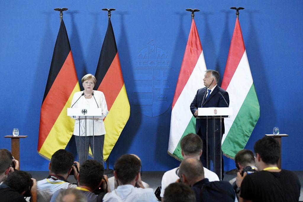 Orbán fordert stärkere ungarisch-deutsche Wirtschaftsbeziehungen