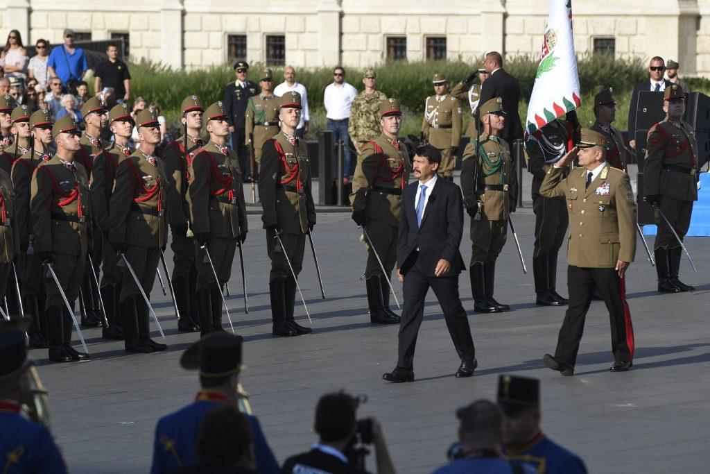 Präsident Áder: Ungarn sind stolz auf die '89-er Ereignisse