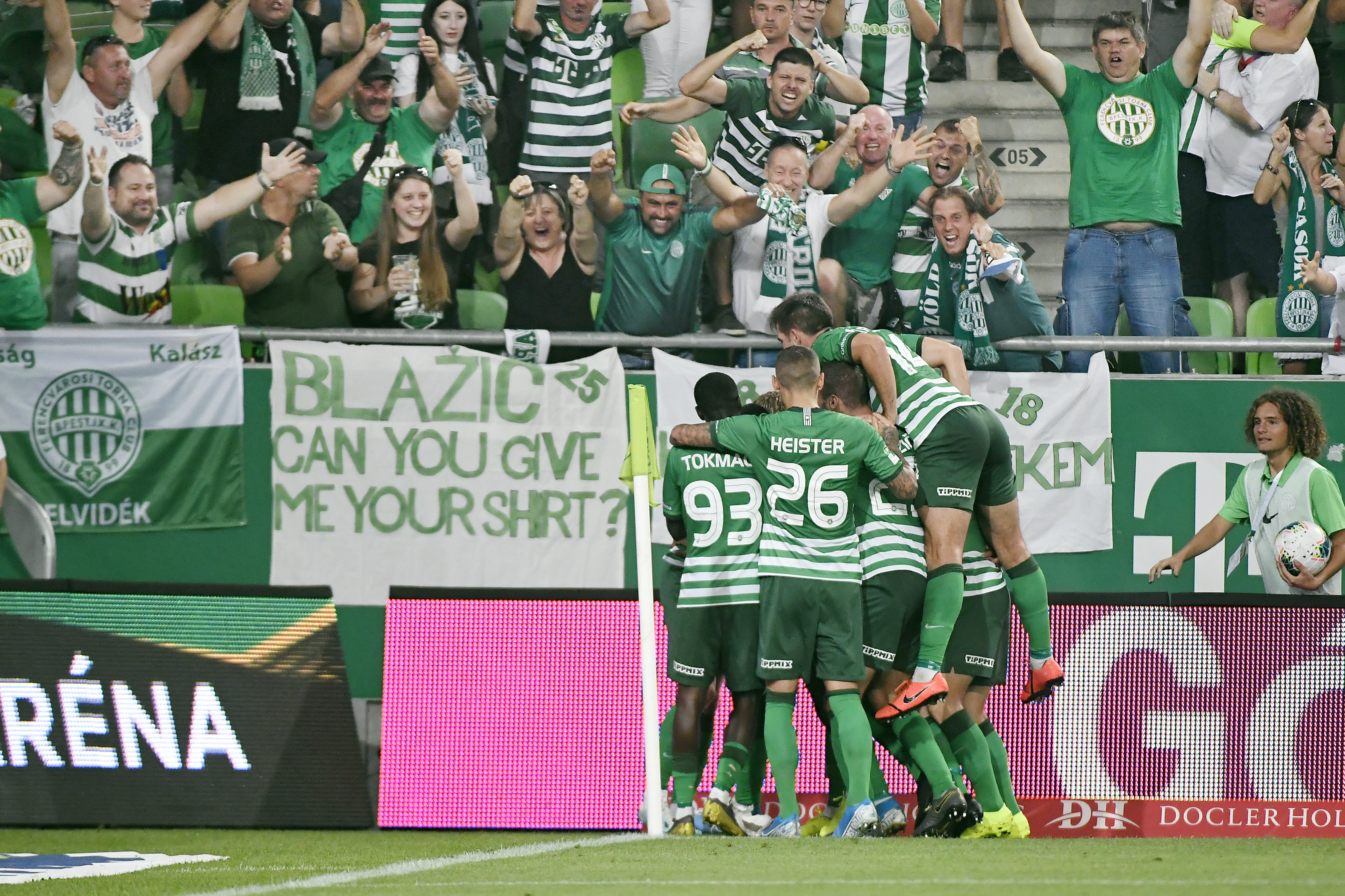 Ferencváros erreicht die Gruppenphase der Europa League! post's picture