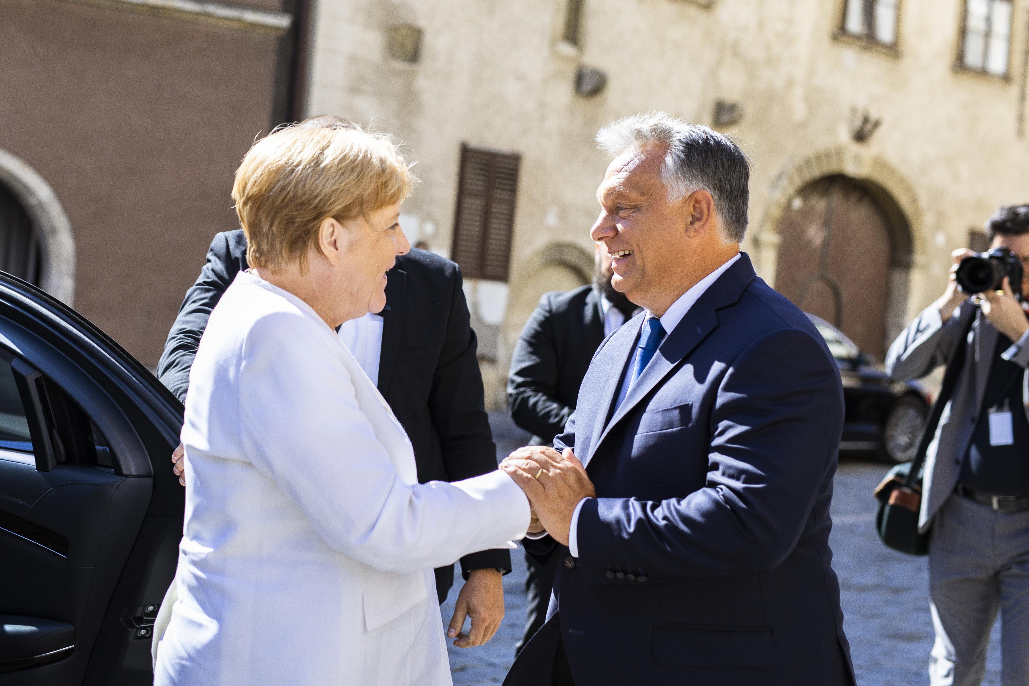 Nézőpont Institut: Ungarn und Deutschen vertrauen sich gegenseitig post's picture