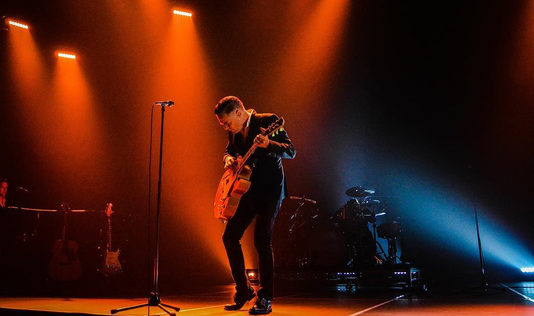 Bryan Adams gibt ein kostenloses Konzert in Budapest post's picture