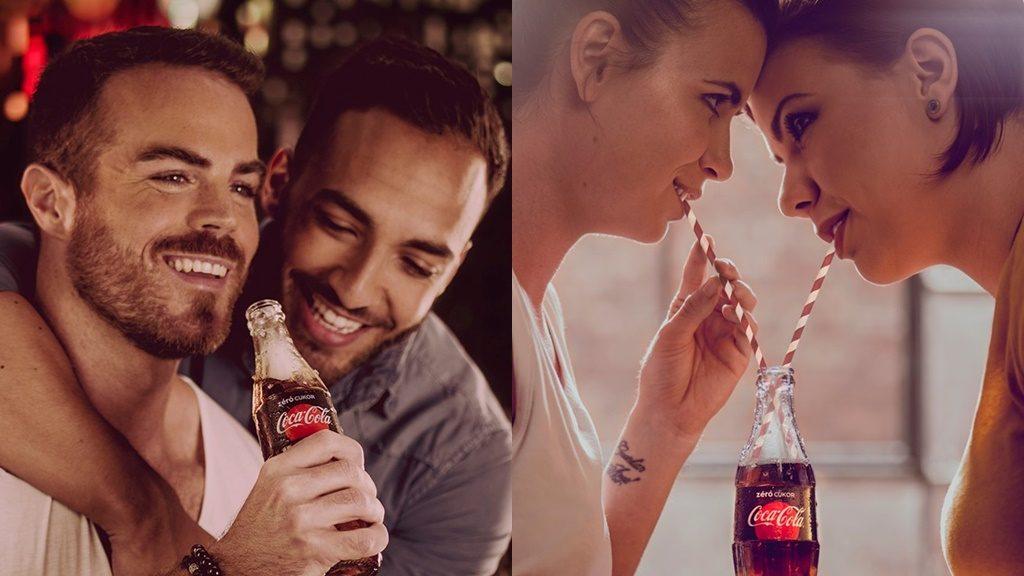Coca-Cola-Werbung feuert die öffentliche Debatte an