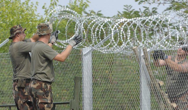 Polizei gibt seit 2015 über 400 Mrd. Forint für Grenzkontrollen aus