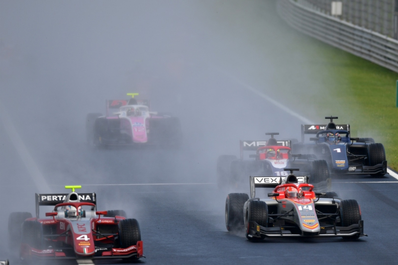 Formel 1: Großer Preis von Ungarn startet post's picture