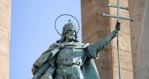 """Ungarns Geburtstag: """"Heiliger Stephan war einer der markantesten Herrscher Europas"""" post's picture"""