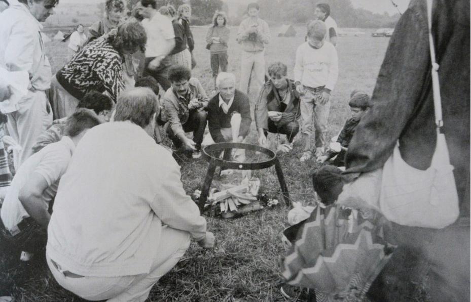 Paneuropäisches Picknick: Zeitzeugen kommen zu Wort