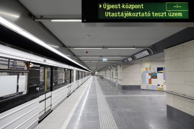 Zweifelhafte russische Geschäfte um die Budapester U-Bahn? post's picture