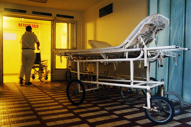 """DK: """"Gesundheitskrise herrscht in Ungarn"""""""