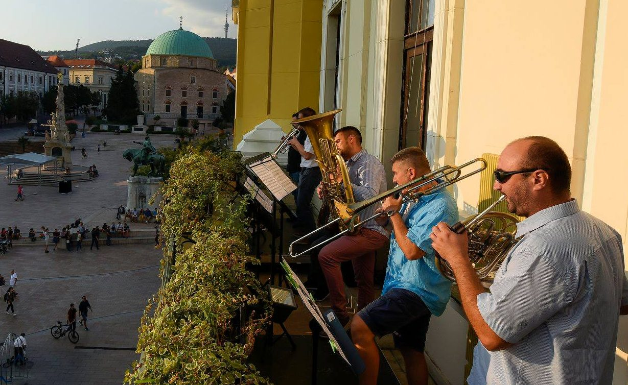 Musikfestival in Pécs: Volksmusik im Mittelpunkt post's picture