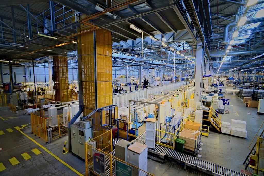 Electrolux entlässt 800 Mitarbeiter im Werk Jászberény post's picture