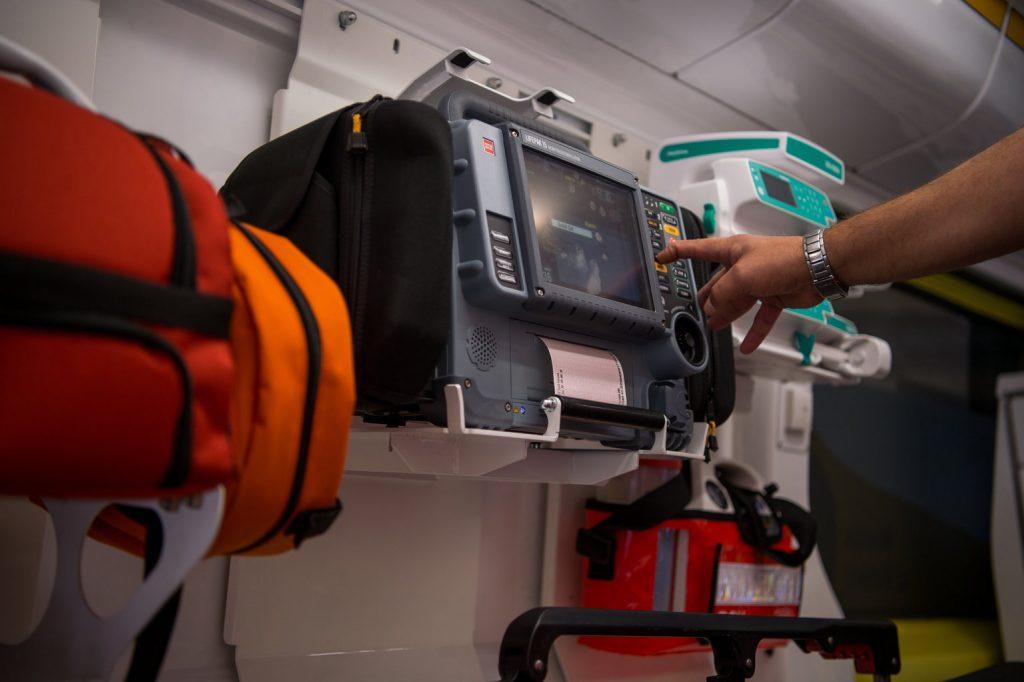 Ambulanzstationen erhalten neue Krankenwagen