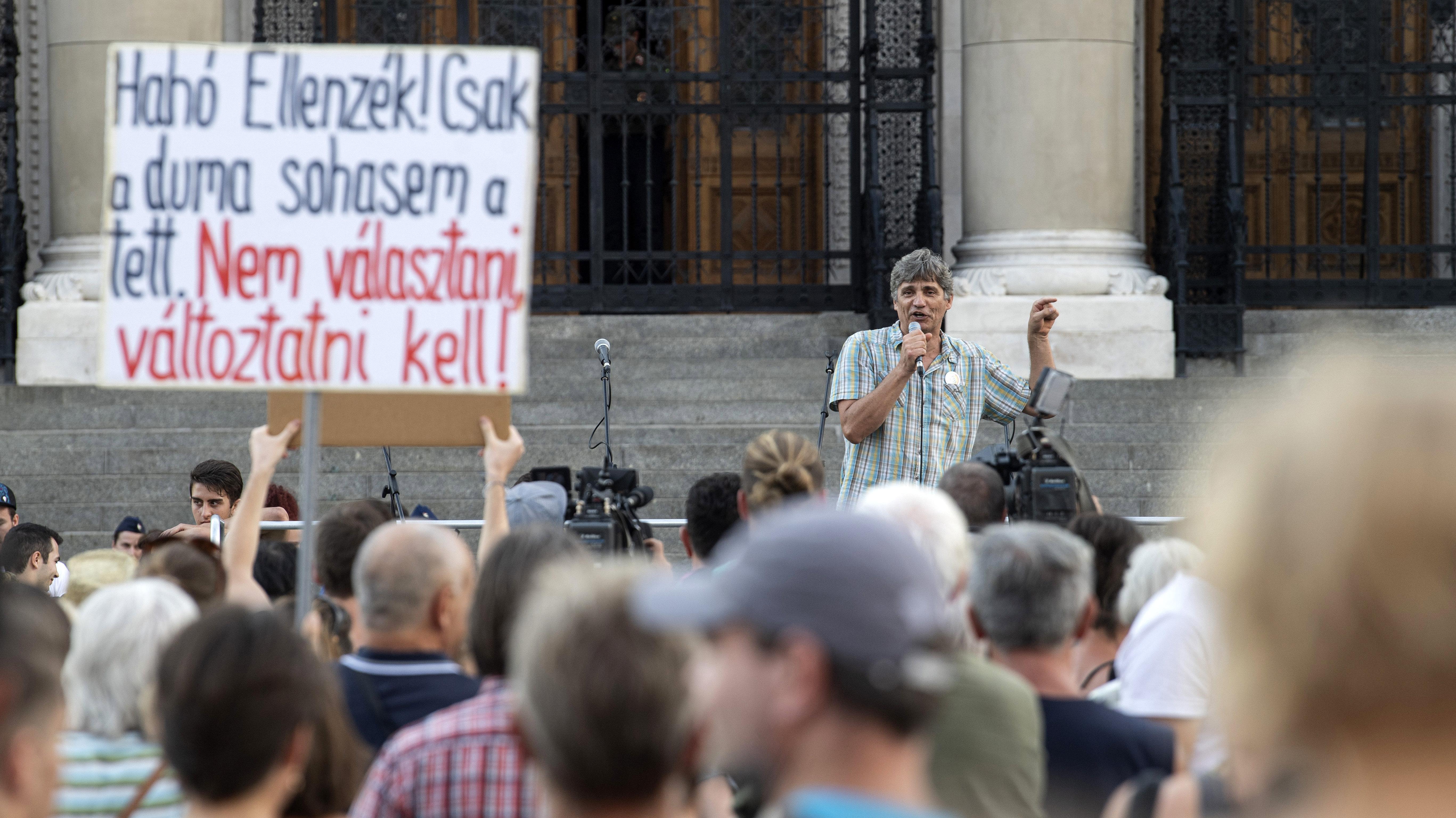 Studentenstreik: Bildungsstruktur ähnelt dem System aus der kommunistischen Zeit post's picture