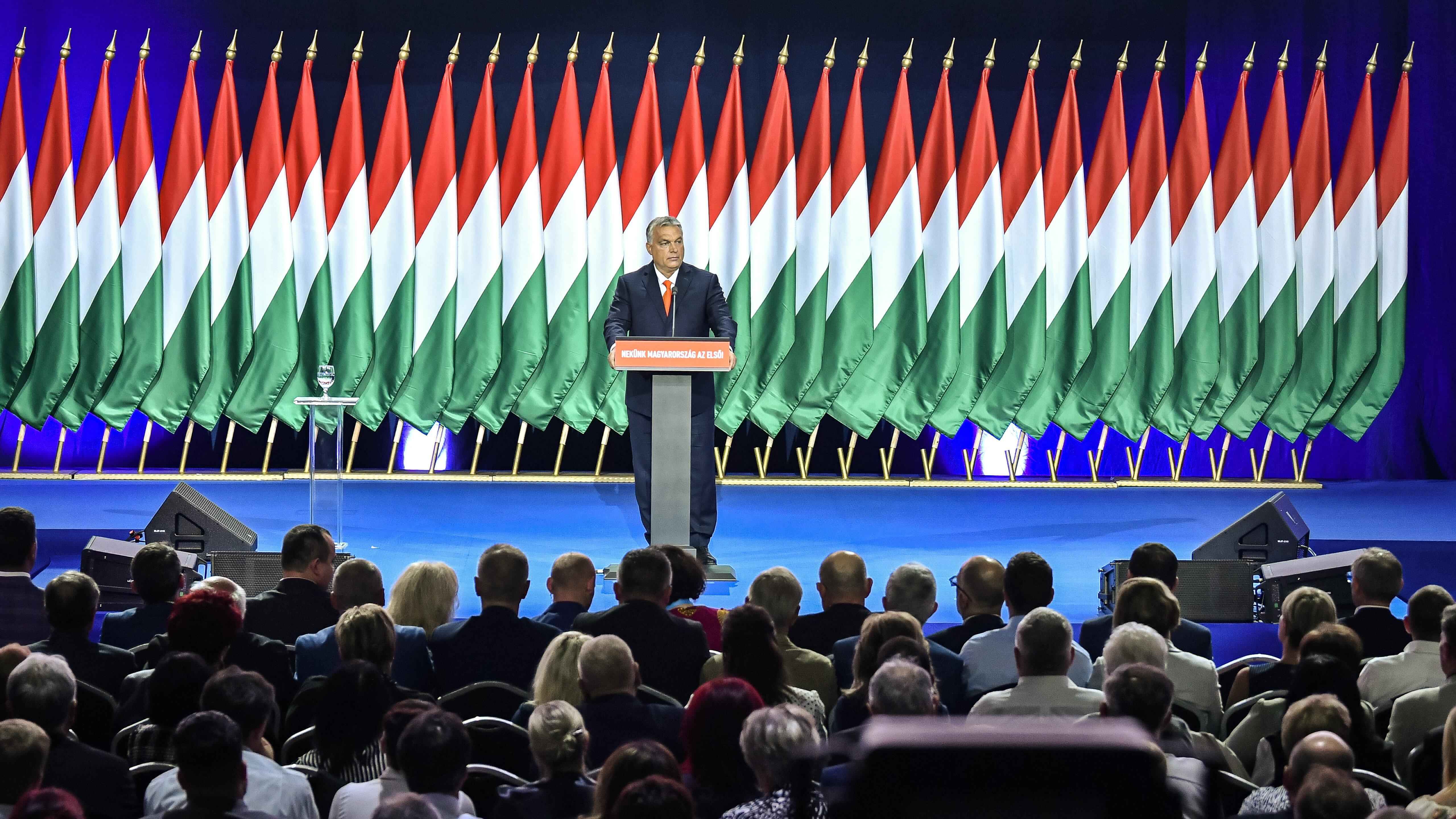 """Orbán: """"Liberale Netzwerke gefährden das friedliche Leben in Mitteleuropa"""" post's picture"""